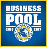 Partner-Logo Basketball Business Pool 2016 - 2017